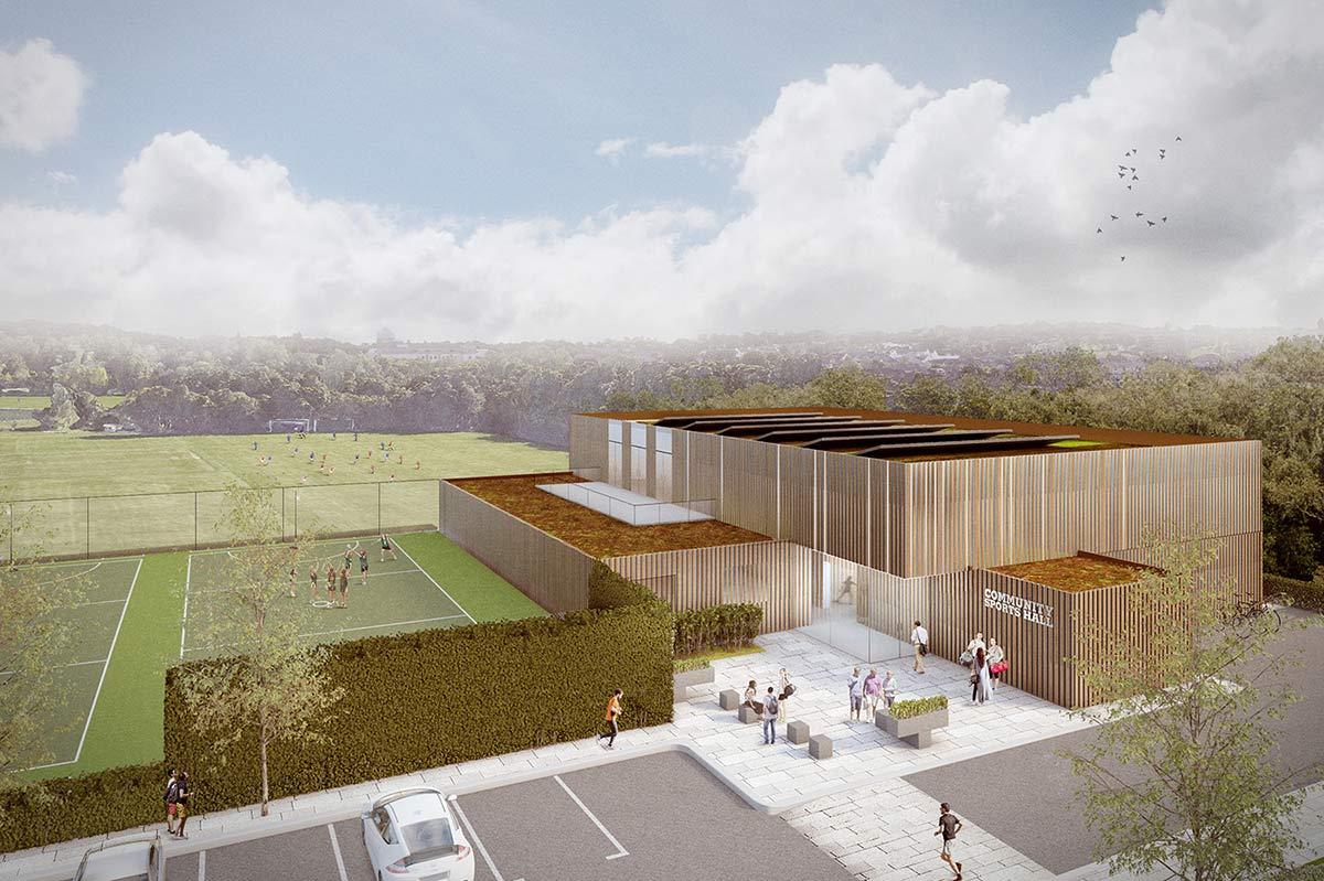 Community Sports Centre
