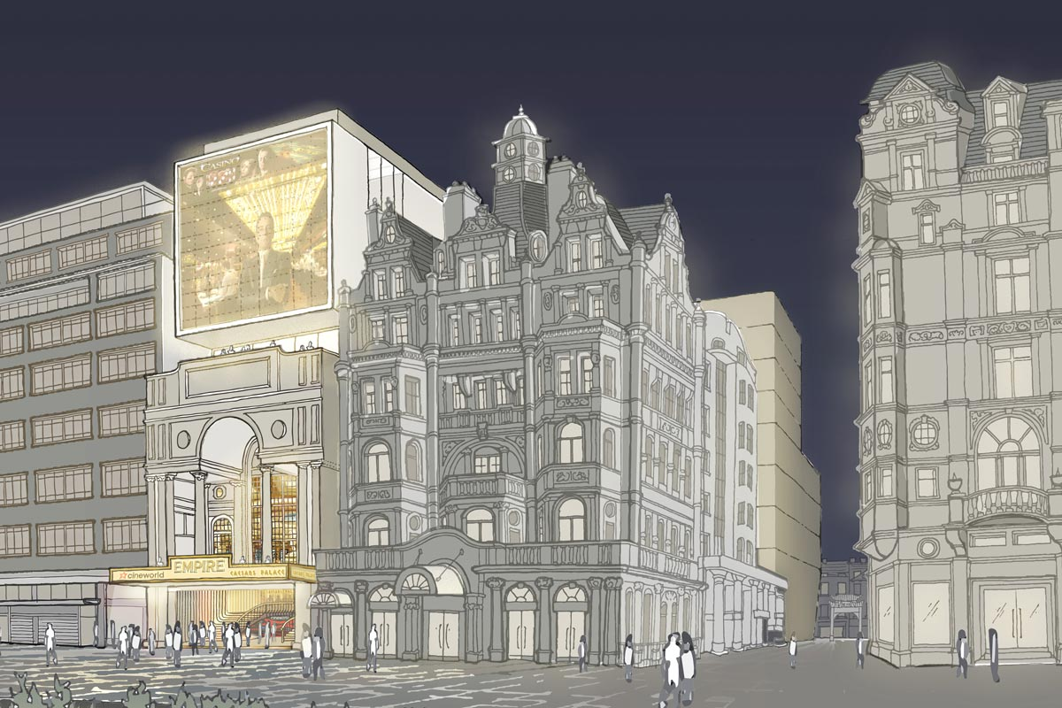 The Empire, Leicester Square