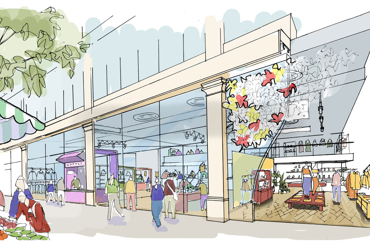 High Streets Re-imagined