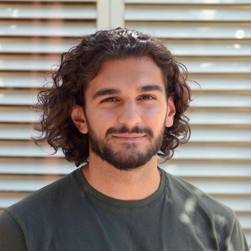 Jack Parmar, Architectural Assistant